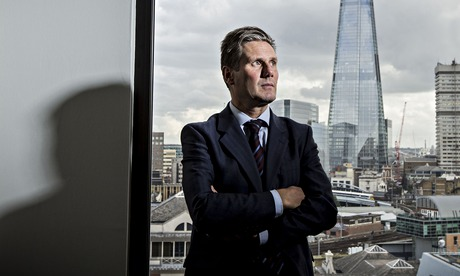 Keir Starmer bid to become Labour MP