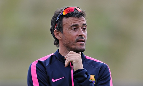 Barcelona manager Luís Enrique hails Bobby Robson, a man of passion