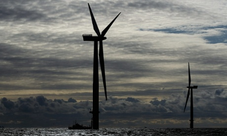 Centrica withdraws from Irish sea offshore windfarm plan