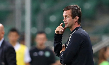 Ronny Deila lays into Celtic players after thrashing at Legia Warsaw