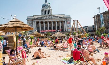 The Beach, Nottingham