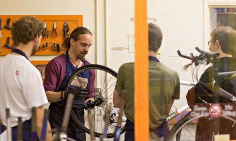 Broken Spoke Bike Co-op