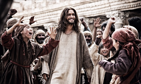 Diogo Morgado as Jesus Christ in Son of God (2014)