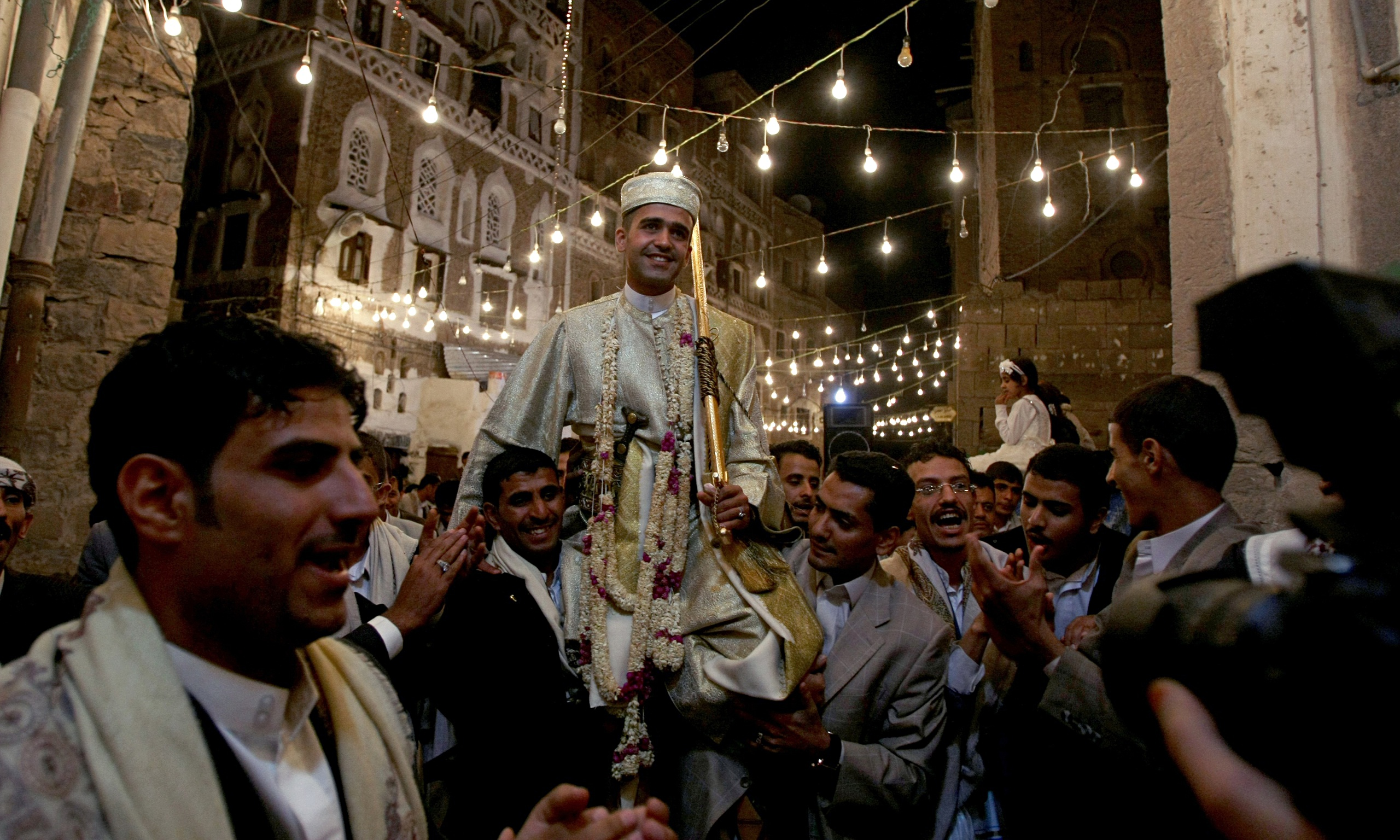 Yemen Swap Marriages - a tradition that makes and breaks