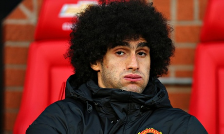 Napoli confirm interest in Manchester Uniteds Marouane Fellaini