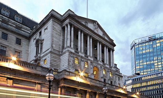 bank of england welcome