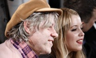 Bob Geldof with Peaches in 2009
