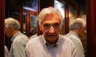 Howard Zinn in New York.