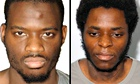 Lee Rigby's murderers Michael Adebolajo and Michael Adebowale