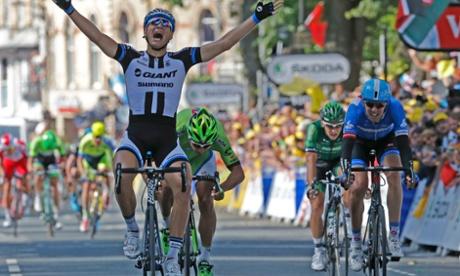Marcel Kittel wins