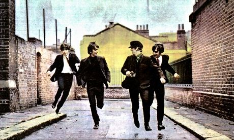 Why on earth should we moan? A Hard Day's Night is back …