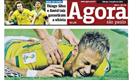 brazil reaction