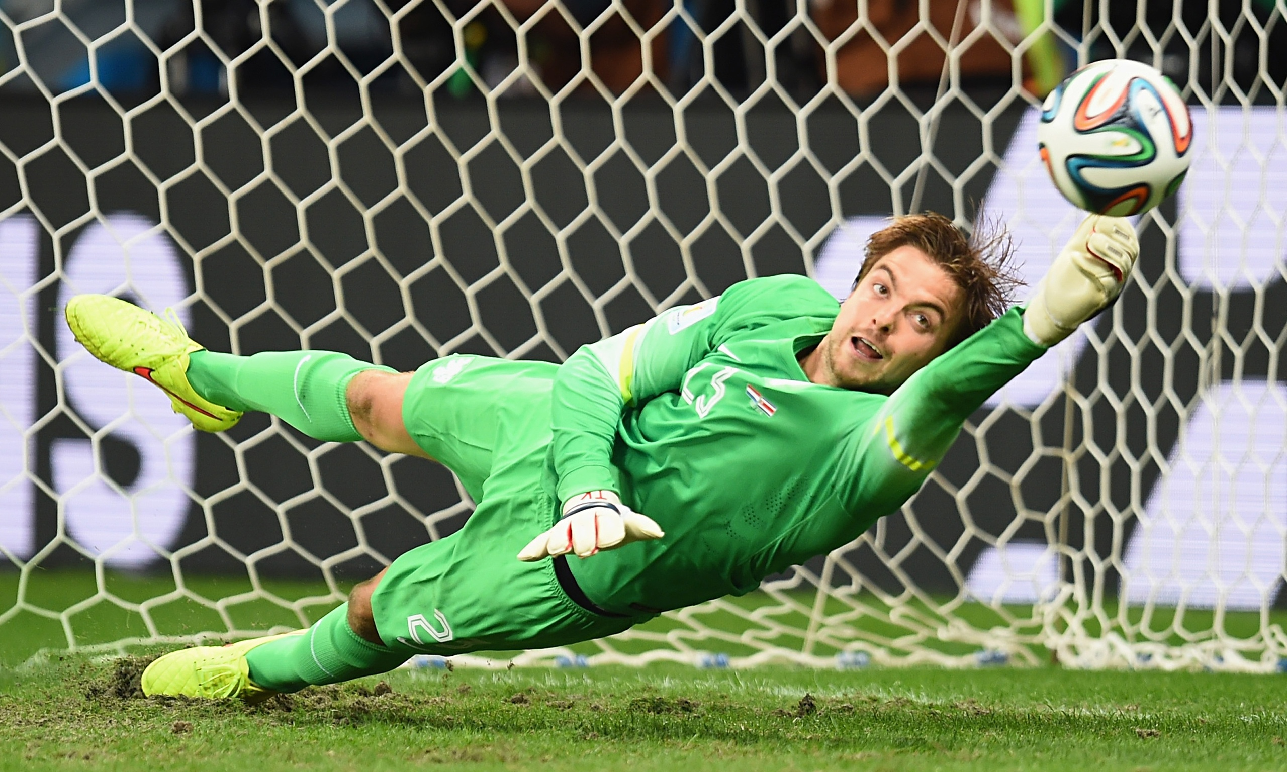 Did Holland's goalkeeper Tim Krul go too far with his ...
