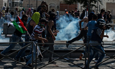 Arrest made in Palestinian death