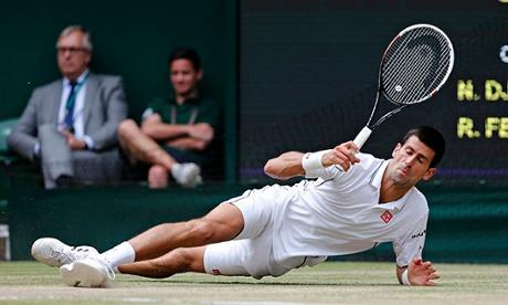 Federer Djokovic live
