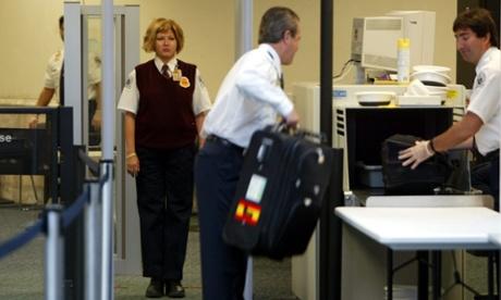 TSA to inspect electronics