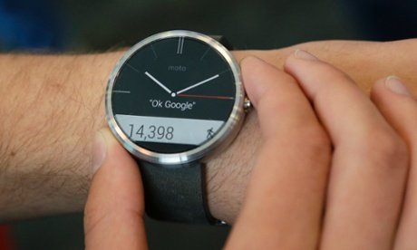 Android Wear smartwatches like the Moto 360 are coming, and they'll have an official Android companion app.