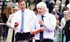 David Cameron Boris Johnson tennis bankers