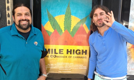 Mile High The Comeback of Cannabis marijuana Colorado