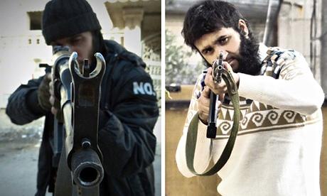 Two British men admit in court to planning terrorist acts