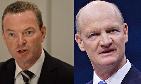Willetts and Pyne