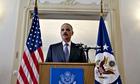 U.S. Attorney General Eric Holder