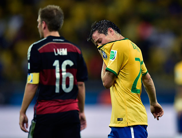 Brazilians in shock: sport