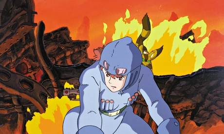 Nausicaä of the Valley of the Wind, film still