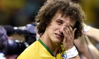 David Luiz following Brazil's 7-1 defeat to Germany