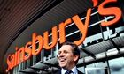 The king is dead … long live the king: Justin King departs as CEO of Sainsbury's.