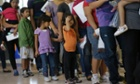 Children facing deportation in Texas.