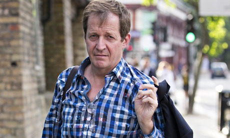 Alastair Campbell, former spin doctor of Tony Blair.