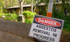 asbestos canberra stock