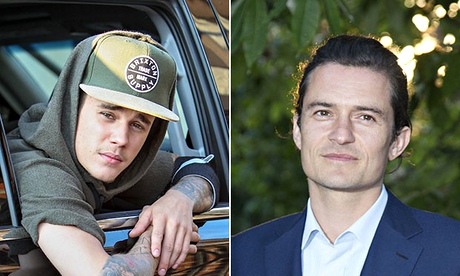 Orlando Bloom v Justin Bieber: history's most pathetic celebrity scuffle