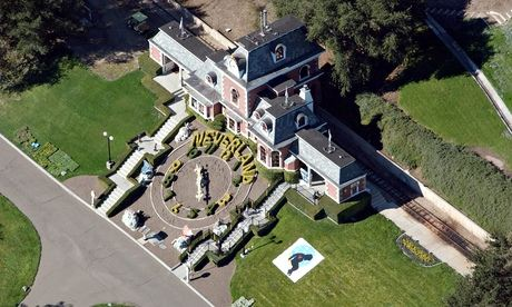 Michael Jackson Neverland Ranch expected to fetch up to $85m