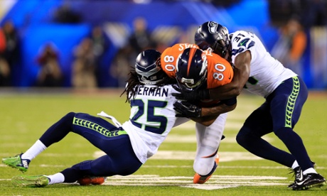 Richard Sherman tackle