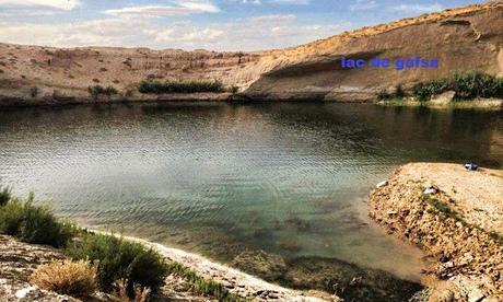 Lac de Gafsa 2