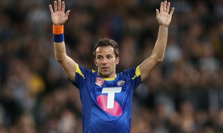 Internasional Liga Italia  - Skor Akhir A-League All Stars vs Juventus, Gol Telat Pepe Selamatkan Juve