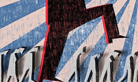 Illustration by Daniel Pudles welfare reform benefits unemployment