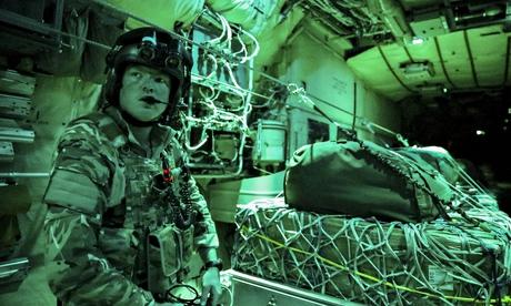 RAF aircrew