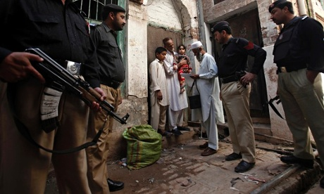 MDG : Healthcare as cover for political means : Polio vaccination in Pakistan