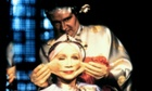 Jim Broadbent and Katherine Helmond in Brazil by Terry Gilliam