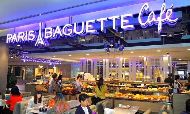 Korea U0026 39 S Paris Baguette Chain Expands To     Paris
