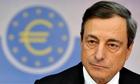 Mario Draghi ECB President