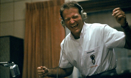 Robin Williams in Good Morning Vietnam