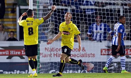 Burton Albion v Wigan Athletic