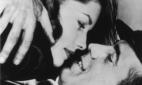 Humphrey Bogart and Lauren Bacall in To Have and to Have Not