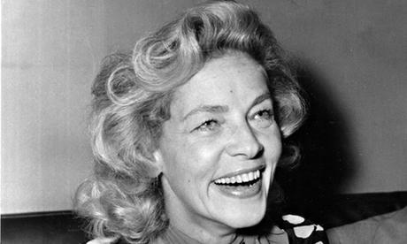 Lauren Bacall teeth