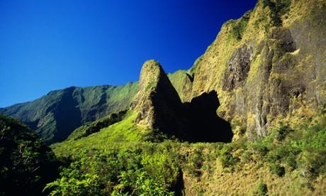 Iao Needle, Hawaii