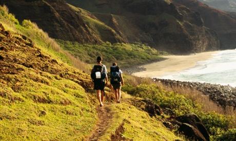 Hiking the Kalalau Trail
